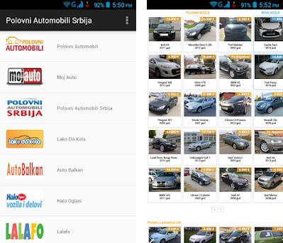 Polovni Automobili Srbija 30 Apk Download For Android Com