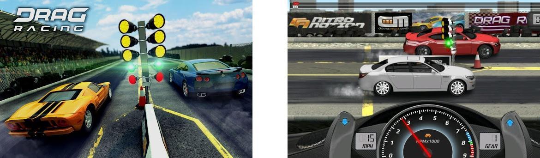 Drag Racing preview screenshot
