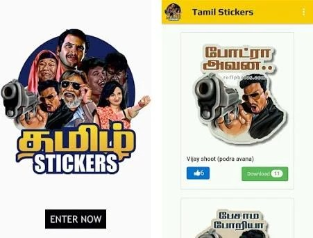Tamil Stickers 1 9 apk download for Android • com