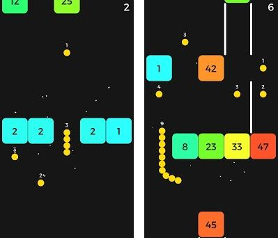 Snake VS Block Capturas de pantalla