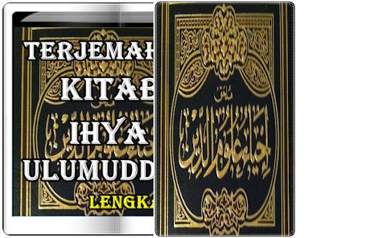Ebook Terjemah Ihya Ulumuddin