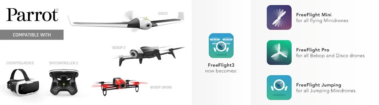 FreeFlight Pro 5 2 5 apk download for Android • com parrot