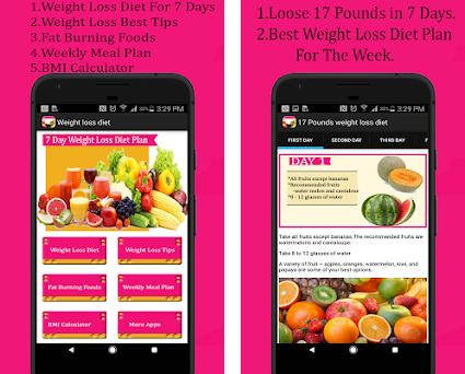 Detox diet plan:Lose fat fast in 7 days 6 47 r5 apk download for