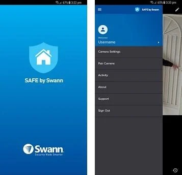 SAFE by Swann 1 7 7 apk download for Android • com pepper
