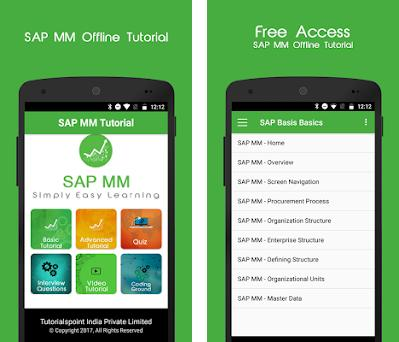 SAP MM Offline Tutorial 1 0 apk download for Android • com