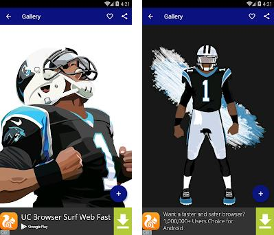 Cam Newton Wallpapers Hd 4k Nfl On Windows Pc Download Free