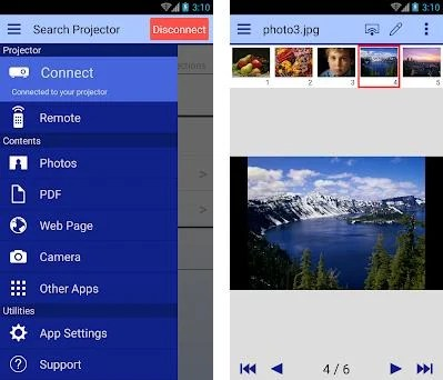 Epson iProjection 3 1 3 apk download for Android • com epson