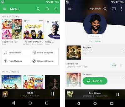 Saavn Music & Radio 6 0 6 apk download for Android • com