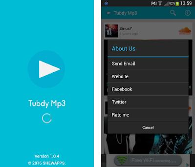 Tubdy Music Mp3 On Windows Pc Download Free 1 0 9 Com Shewapps Tubdy