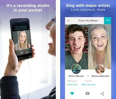 Smule - The #1 Singing App 6 5 7 apk download for Android