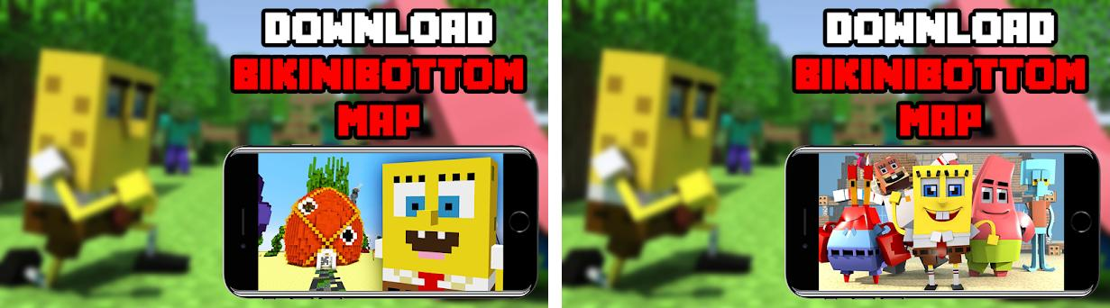 Bikini Bottom Map for MCPE 1 0 apk download for Android
