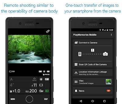Imaging Edge Mobile 7 2 1 apk download for Android • com sony