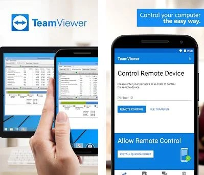 TeamViewer for Remote Control 14 3 198 apk download for