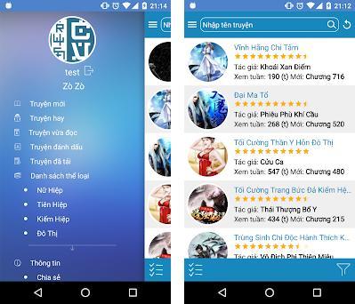 Truyện Convert apk download - free - latest version - 63168