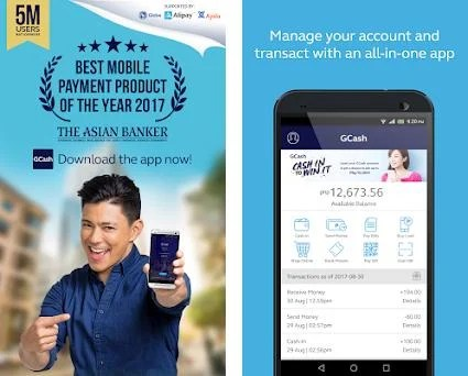 GCash - Buy Load, Pay Bills, Send Money 5 19 4 apk download