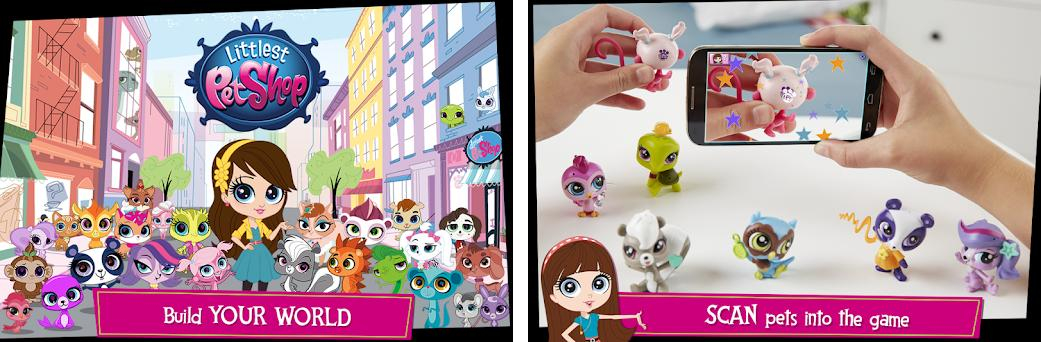 Littlest Pet Shop Your World 2 0 3 Apk and OBB Data download
