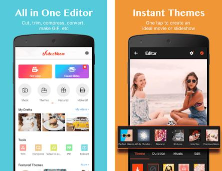VideoShow Video Editor, Video Maker, Photo Editor 8 5 1rc apk