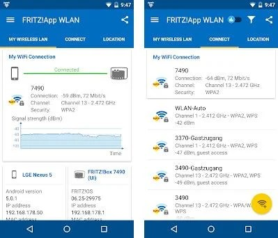 Fritz App Wlan 2 8 4 Apk Download For Android De Avm Android