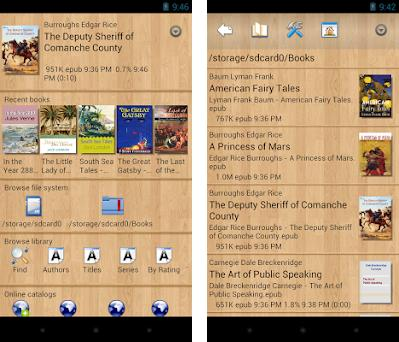 EBook Reader & Free ePub Books 3 3 0 apk download for