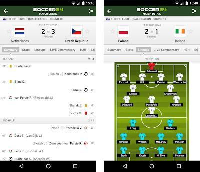 Football 24 Live Scores