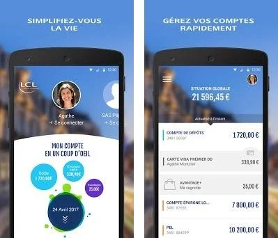 Mes Comptes Lcl 4 0 1 Apk Download For Android Fr Lcl Android