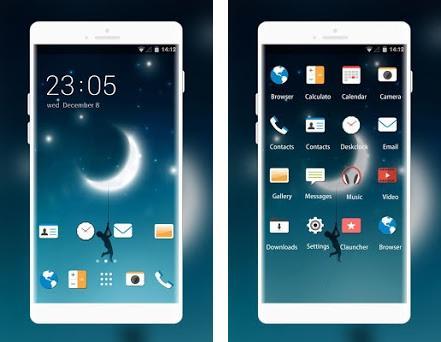 Theme for HTC Desire 626G+ Launcher & Wallpaper on Windows