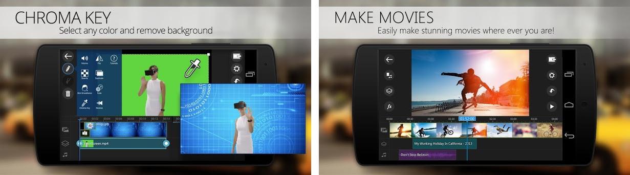 PowerDirector - Video Editor App, Best Video Maker 6 1 2 apk