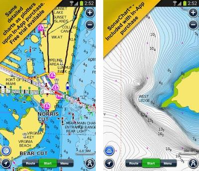 Boating Marine & Lakes 9 2 1 apk download for Android • it navionics