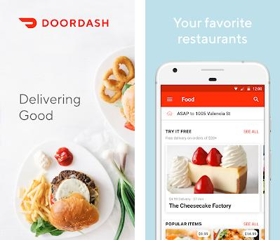 DoorDash - Food Delivery 10 10 0 apk download for Android • com dd