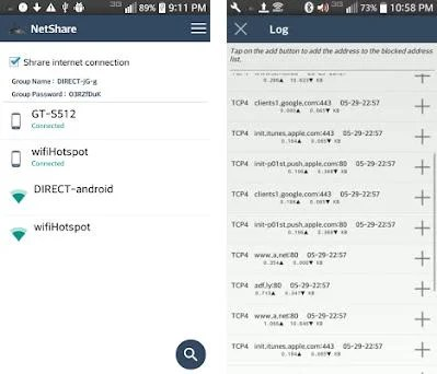 NetShare - no-root-tethering 1 76 apk download for Android