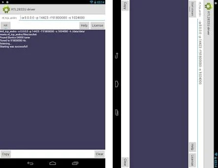 SDR driver 3 10 apk download for Android • marto rtl_tcp_andro