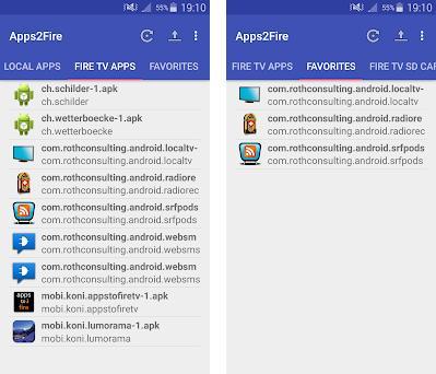 Apps2Fire 3 1 9 apk download for Android • mobi koni appstofiretv