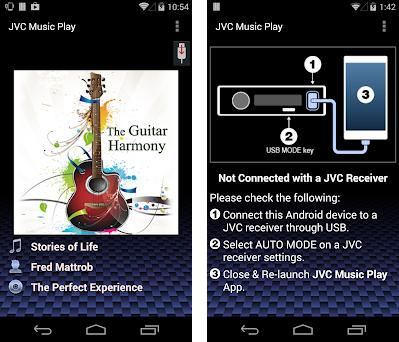 kenwood music play app