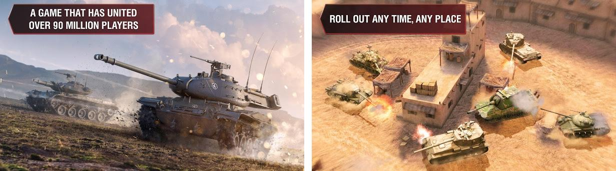 World of Tanks Blitz MMO 6 2 0 473 apk download for Android