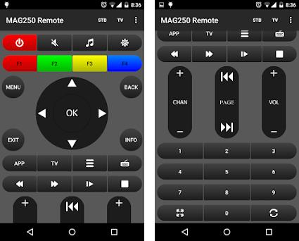 MAG250 Remote 1 64 apk download for Android • org humansoftware