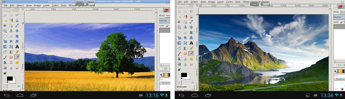 XGimp Image Editor 2 1 0 1 apk download for Android • org
