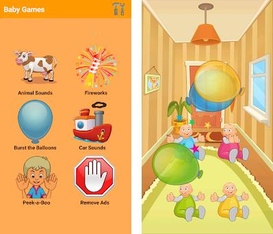 Baby Games preview screenshot