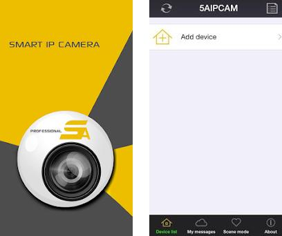 5AIPCAM preview screenshot