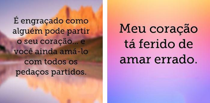 Frases Amor Nao Correspondido 5 3 Apk Download For Android