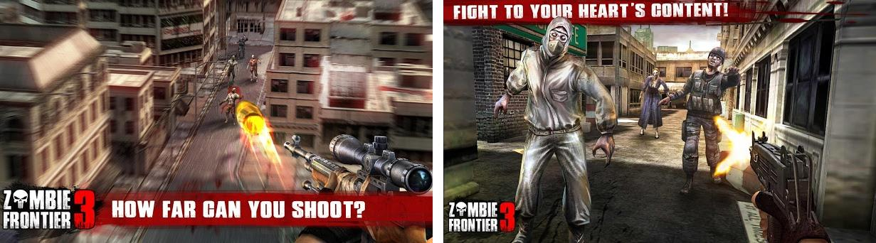 Zombie Frontier 3: Sniper FPS preview screenshot
