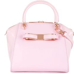 944f13f2c Lyst Ted Baker Leather Tote Bag In Pink