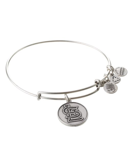Alex and ani Mlb® St. Louis Cardinals™ Charm Bangle in