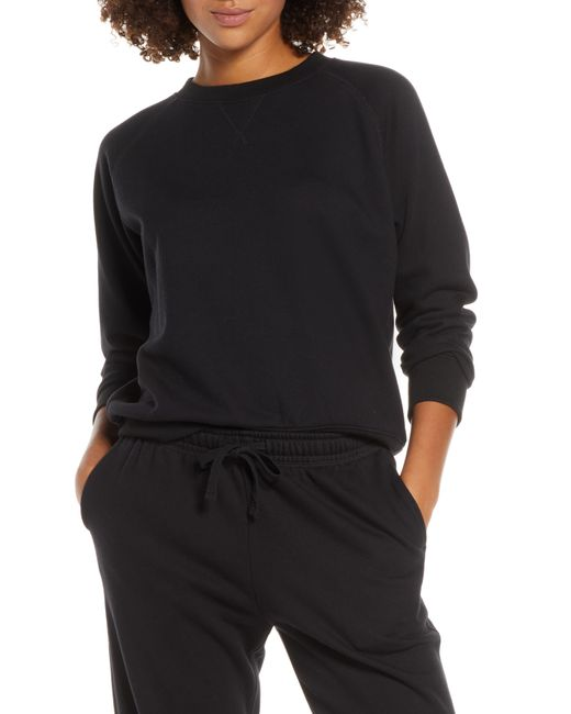 Richer Poorer Sweatshirt in Black - Lyst