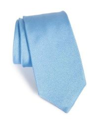Lyst - Gitman Brothers Vintage Solid Silk Tie in Blue for Men