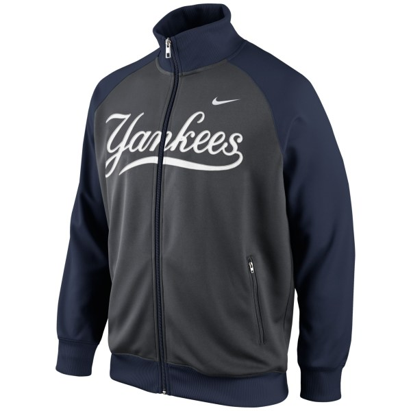 New York Yankees Track Jacket Nike