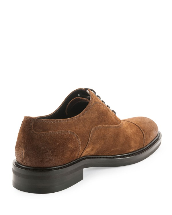 Tom Ford Men Shoes Suede
