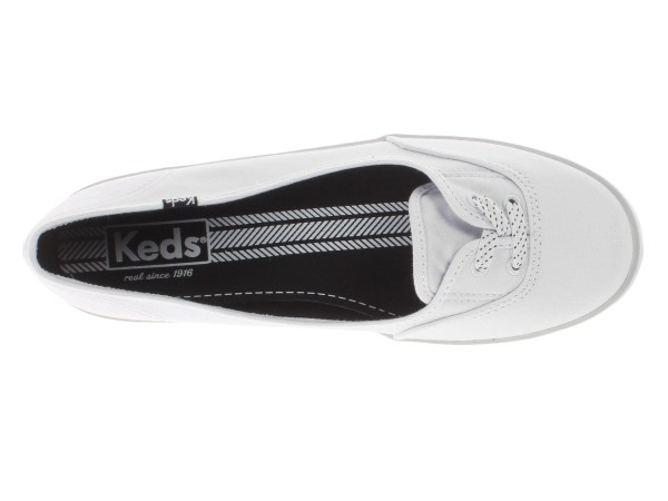 Keds Teacup Cvo Canvas In White Lyst