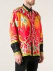 Versace Silk Shirts Men