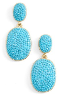 Kate Spade Turquoise Earrings 100 Best Small Dangle ...