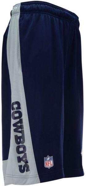 Nike Mens Dallas Cowboys Fly Xl Shorts in Blue for Men